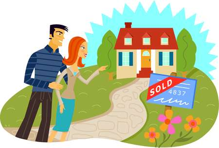 couple moved in to new house meeting the fha loan requirements