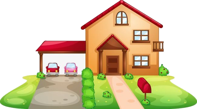 house with garage the type of house that we offer good home loans credit mortgage rates to.