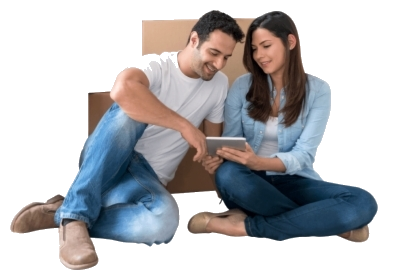 couple finding out what is an fha loans